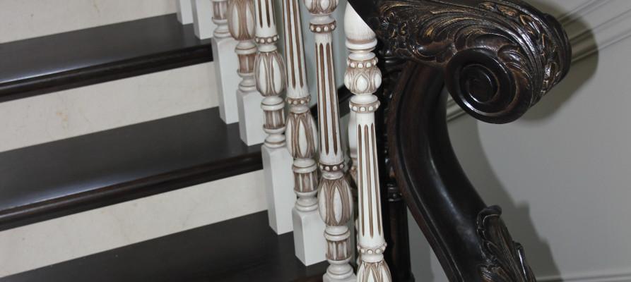 Проект классической лестницы